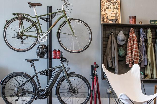 Feedback Sports Velo Cache 2 Bike Storage Rack