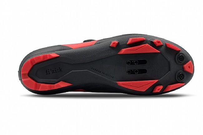 Fizik Vento X3 Overcurve MTB Shoe Red/Black