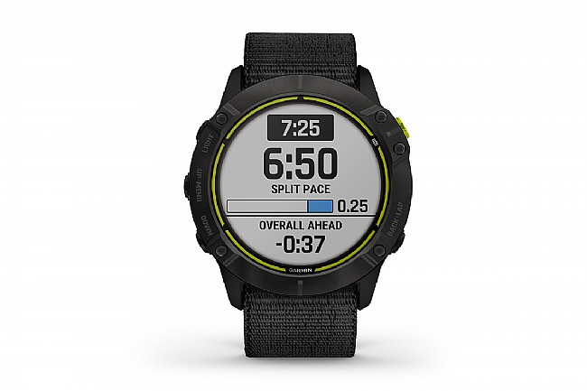 Garmin Enduro GPS Watch Advanced Splits
