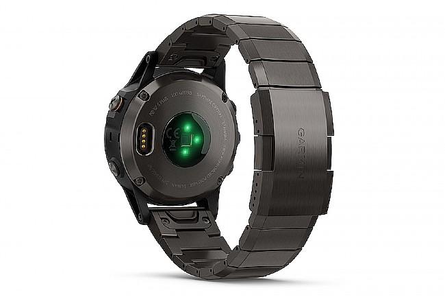Garmin Fenix 5X Plus Sapphire Full Titanium GPS Watch Garmin Fenix 5X Plus Sapphire Full Titanium GPS Watch