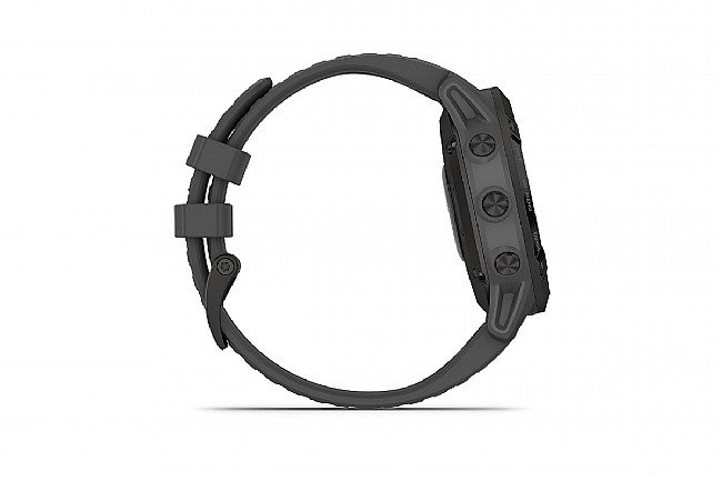 Garmin Fenix 6 Pro Solar Black w/Slate Gray Band