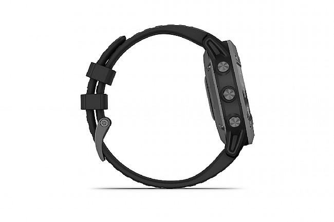 Garmin Fenix 6 Pro Solar Slate Gray w/Black Band