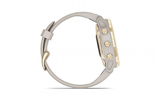 Garmin Fenix 6S Pro Solar Light Gold w/Light Sand band