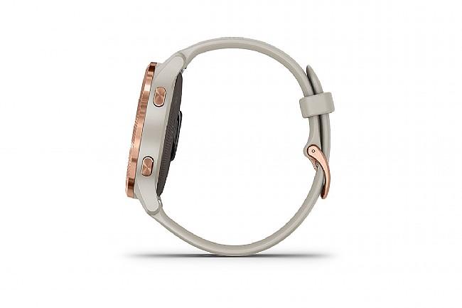 Garmin Venu GPS Smartwatch Light Sand w/Gold