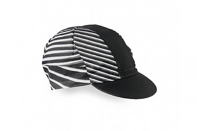 Giro Classic Cotton Cycling Cap Black Dazzle - One Size