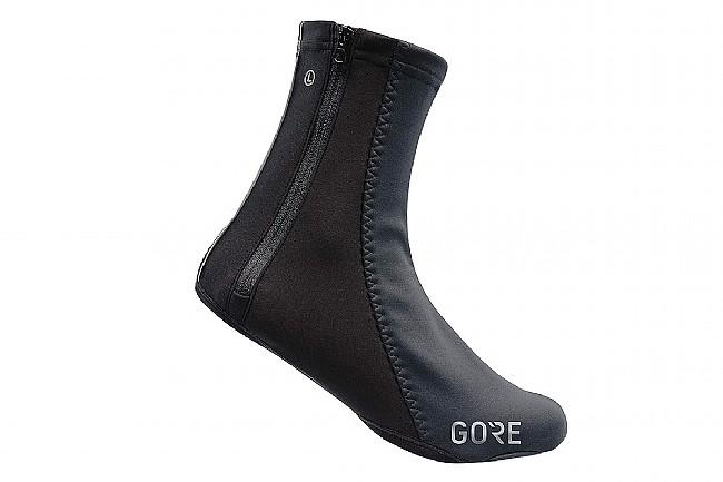 Gore Wear C5 Windstopper Overshoes Black
