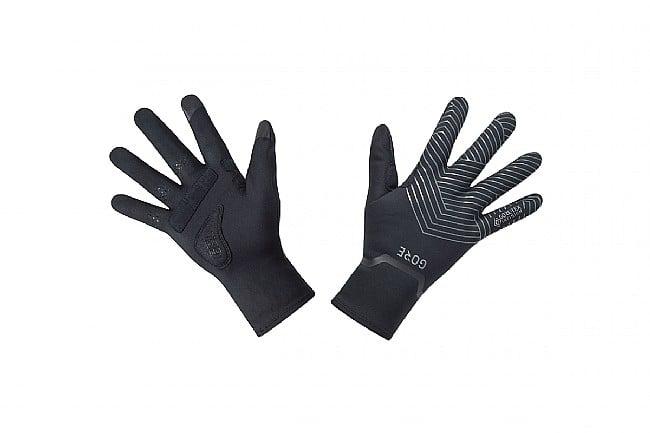 Gore Wear C3 Gore-Tex Infinium Stretch Mid Gloves Black