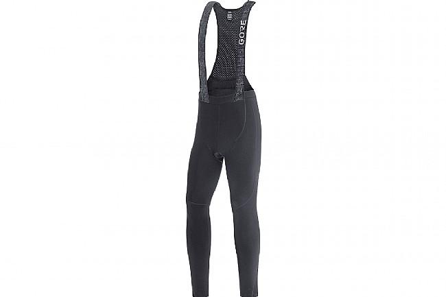 Gore Wear Mens C5 Thermo Bib Tights + Black