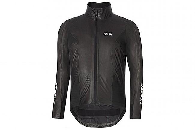Gore Wear Mens C7 Goretex Shakedry Stretch Jacket Black