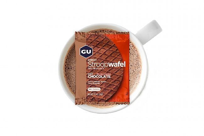 GU Energy Stroopwafel (Box of 16) Hot Chocolate