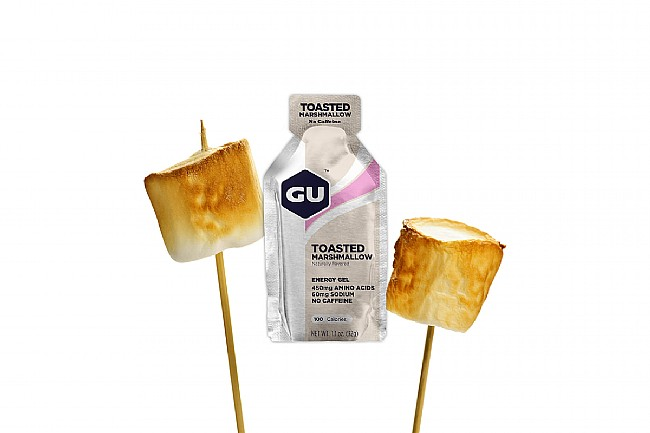 GU Energy Gels (Box of 24) Toasted Marshmallow