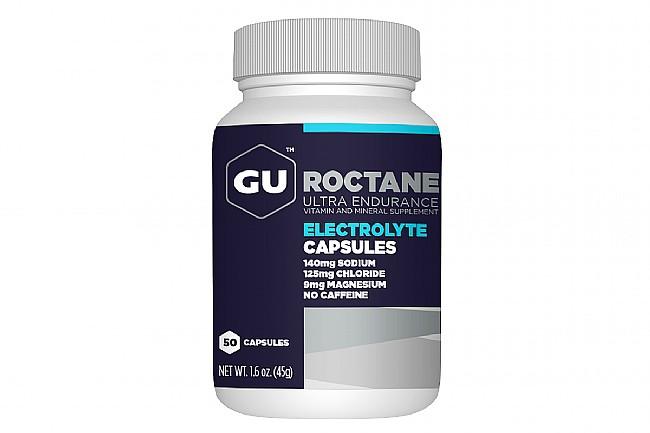 GU Roctane Electrolyte Capsules (50 Capsules) 50 count