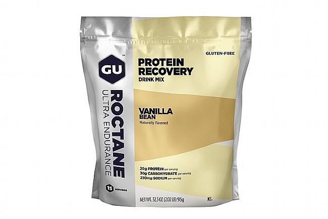 GU Roctane Protein Recovery (15 Servings) Vanilla Bean