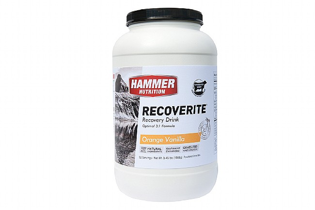Hammer Nutrition Recoverite (32 Servings) Orange-Vanilla