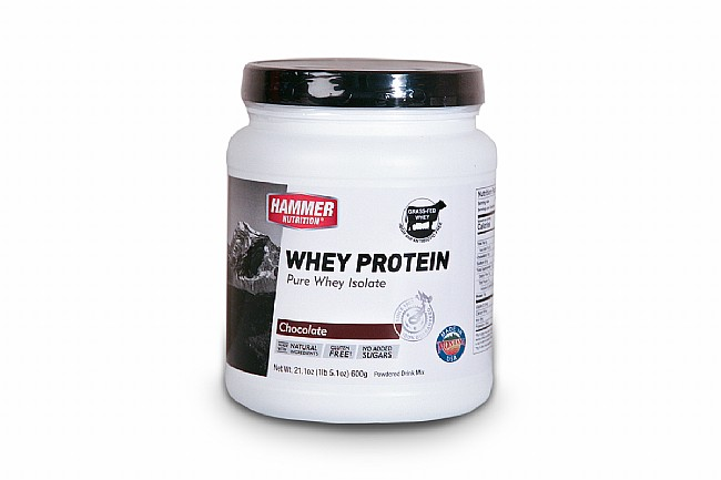Hammer Nutrition Whey Protein Powder (24 Servings) Chocolate