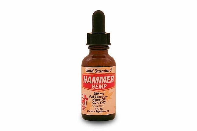 Hammer Nutrition Hemp Tincture 250mg Hammer Nutrition Hemp Tincture 250mg