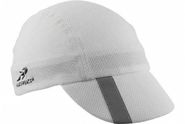 Headsweats Cycling Cap White - One Size