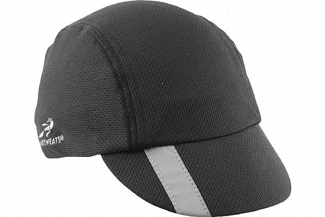 Headsweats Cycling Cap Black - One Size