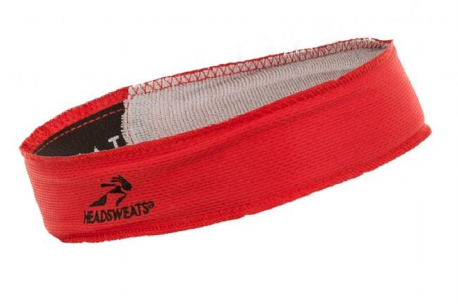 Headsweats Topless Eventure Headband Red