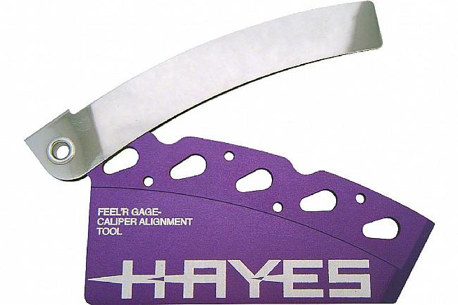 Hayes Feelr Gauge Disc Brake Alignment Tool Hayes Feelr Gauge