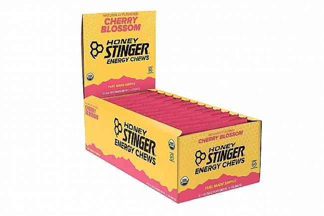 Honey Stinger Organic Energy Chews (Box of 12) Cherry Blossom