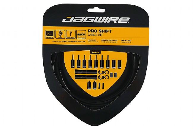 Jagwire Pro Shift Kit  Black