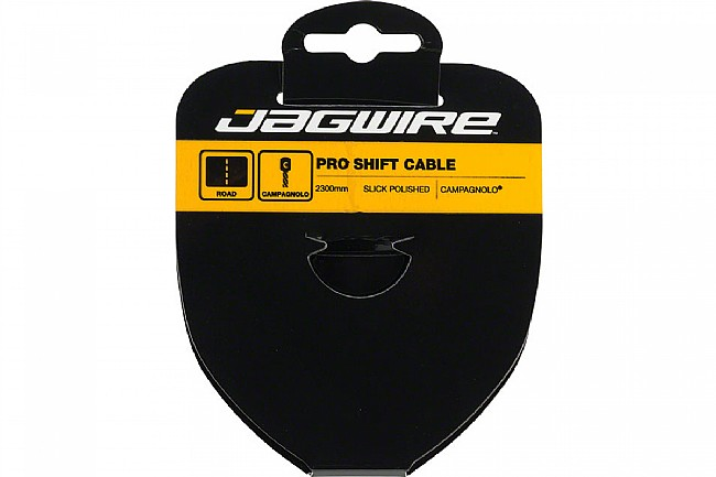 Jagwire PRO Polished Slick Stainless Derailleur Cable Campagnolo - 1.1x2300mm