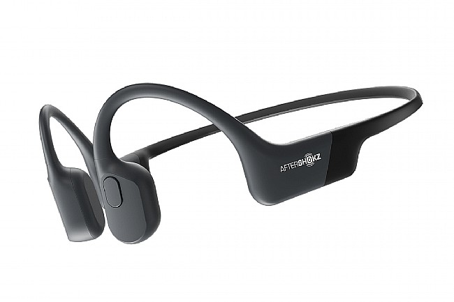 AfterShokz Aeropex Wireless Open Ear Headphones Cosmic Black
