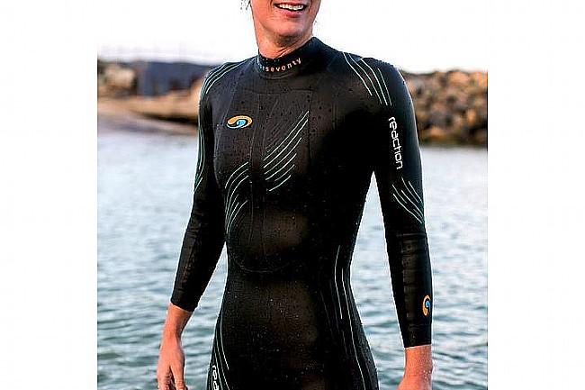Blueseventy Womens Reaction Wetsuit (2021) Blue Seventy Womens Reaction Wetsuit