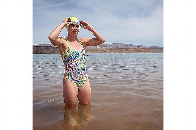 Blueseventy Womens Tie Back One Piece Swimsuit Blue Seventy Womens Tie Back One Piece Swimsuit