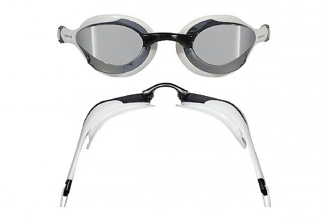 Blueseventy Contour Mirrored Goggle White/Silver