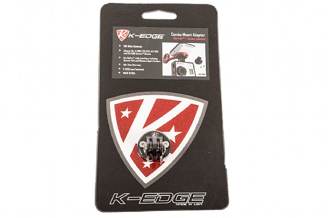 K-Edge Combo Mount Adapter Black