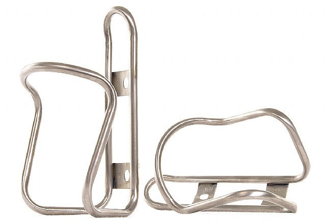 King Cages Ti Water Bottle Cage King Cages Ti Water Bottle Cage