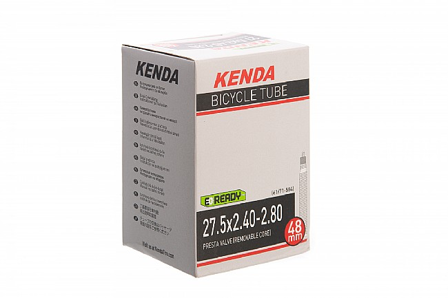 Kenda Standard MTB Presta Valve Tube Kenda Standard MTB Presta Valve Tube
