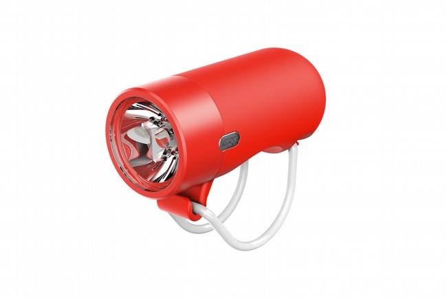 Knog Plug Front Light Red