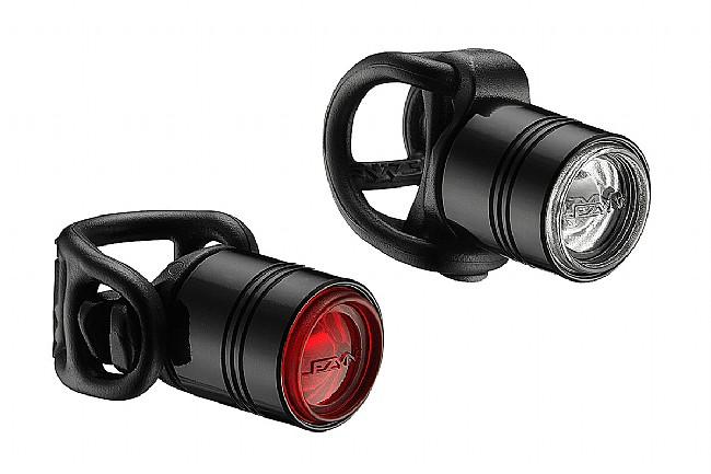 Lezyne Femto Drive Mini Light Set Black