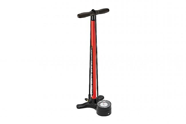 Lezyne Sport Gravel Drive Floor Pump Red