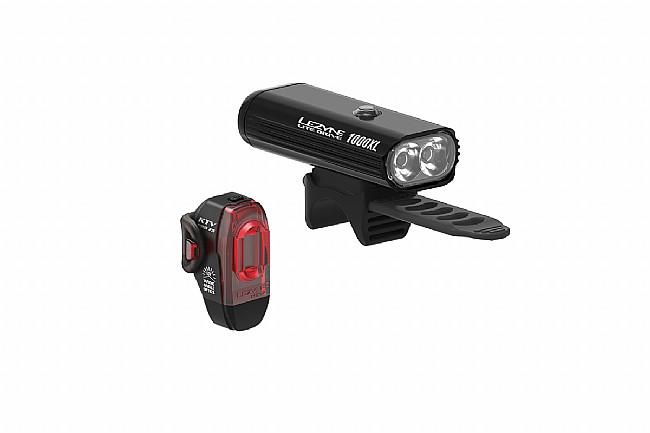 Lezyne Lite Drive 1000XL / KTV Pro Light Set Lezyne Lite Drive 1000XL / KTV Pro Light Set