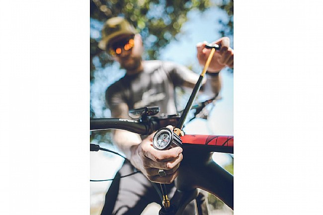 Lezyne Shock Drive Hand Pump Lezyne Shock Drive Hand Pump