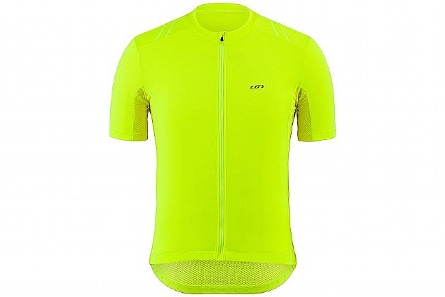 Louis Garneau Mens Lemmon 3 Jersey Bright Yellow
