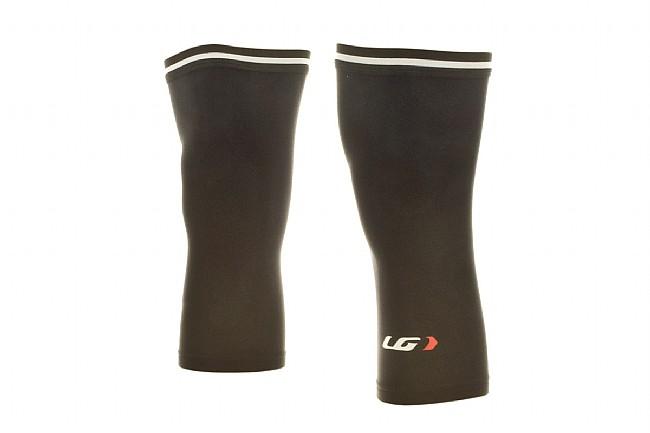 Louis Garneau Knee Warmers 2 Black