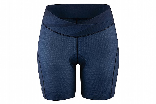 Louis Garneau Womens Vent 6 Tri Short Blue