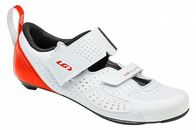 Louis Garneau Mens Tri X-Lite III Shoe White