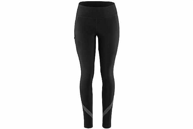 Louis Garneau Womens Optimum Mat 2 Tight Black