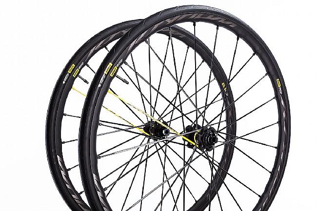 8b61d62a01c Mavic 2019 Ksyrium Pro Disc UST Wheelset at TriSports