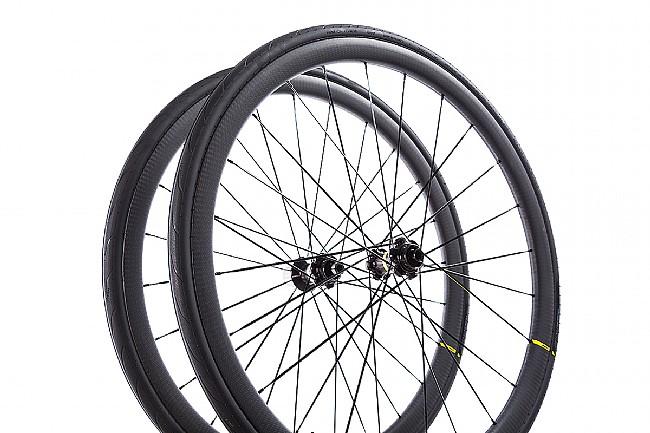 Mavic 2020 Ksyrium Pro Carbon SL UST Disc Wheelset Shimano 11spd - CL Disc