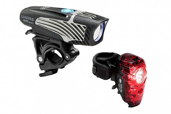 NiteRider Lumina 1200 Boost / Solas 250 Light Set NiteRider Lumina 1200 Boost / Solas 250 Light Set