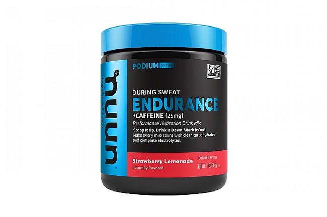 Nuun Endurance Elite Hydration Mix (16 Servings) Strawberry Lemonade + Caffeine
