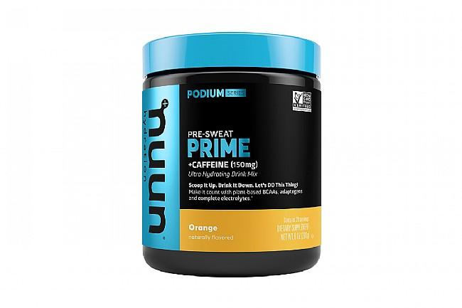 Nuun Prime Ultra Hydrating Drink Mix  Orange