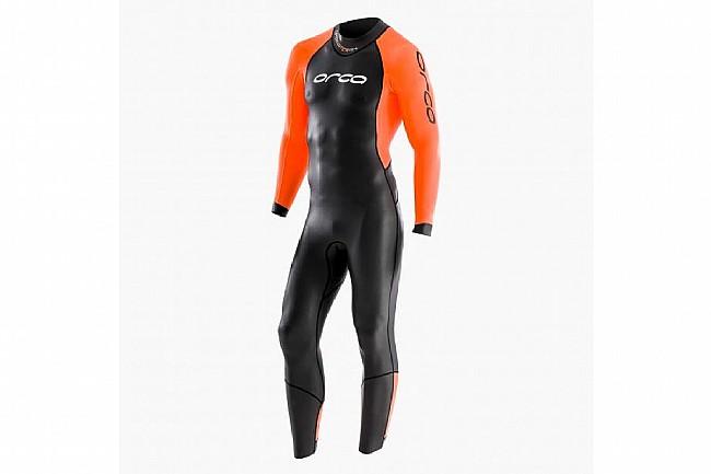 Orca Mens Core One-Piece Openwater Wetsuit Black./Orange